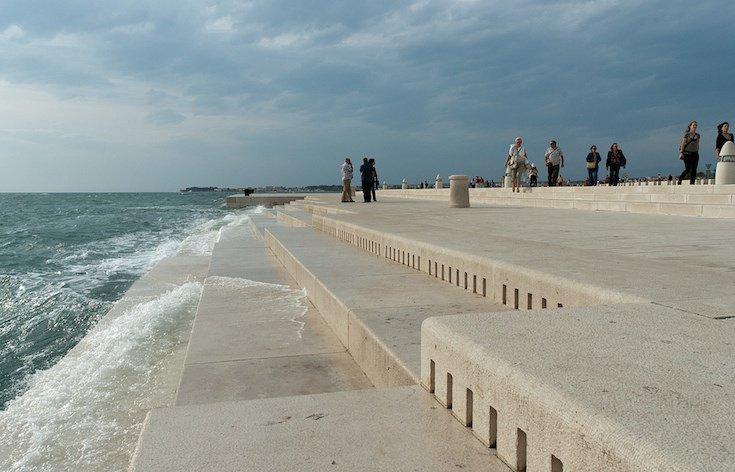 orgue de la mer
