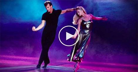 En 1994, Patrick Swayze dansait avec sa femme et faisait pleurer le monde