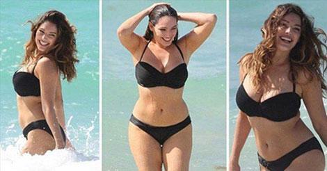 Dies ist die Frau mit dem, laut Wissenschaft, perfektesten Körper der Welt!