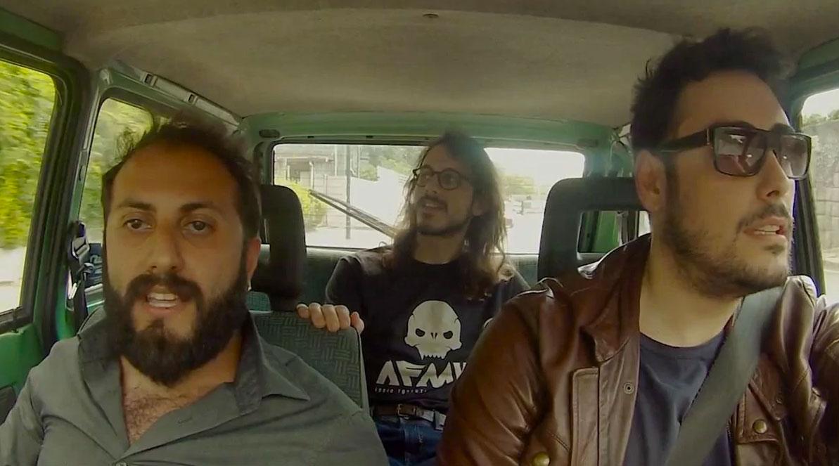"""Il delirante video virale sugli effetti che la hit """"Despacito"""" ha su tre amici italiani"""