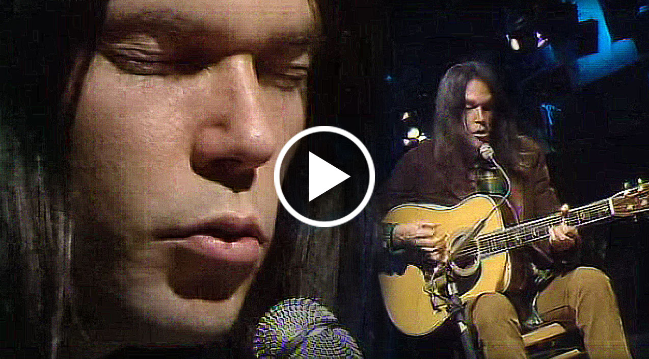Neil Young Give To The Wind