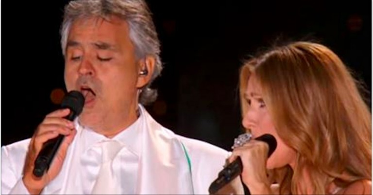 celine dion duo