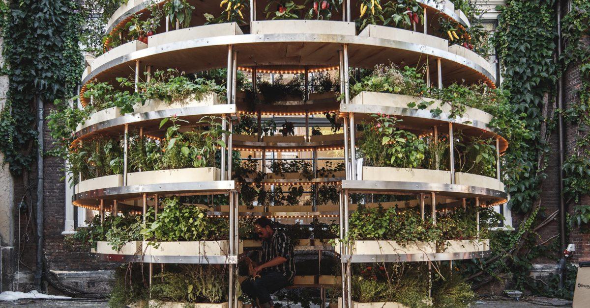 Ikea lance des plans gratuits pour un superbe jardin durable