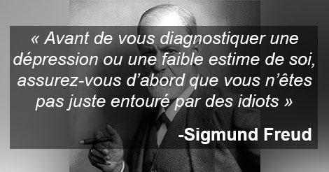 25 phrases de Sigmund Freud qui vous feront réfléchir